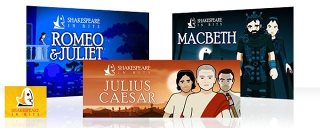 As We Walk Along the Road: Shakespeare in Bits: A Great Way to Teach Shakespeare (And a great offer from Educents!)- affiliate linked post