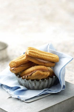 Koffiekoekies | SARIE | Coffee cookies