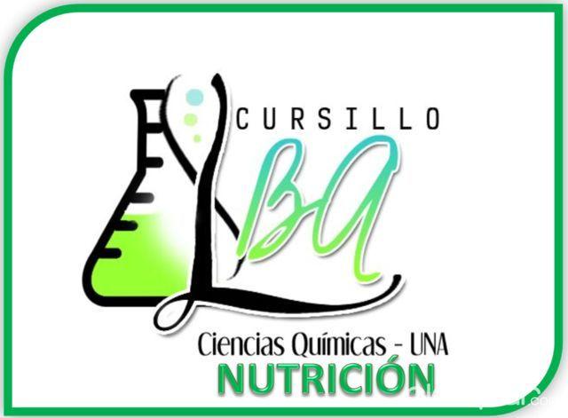 Cursillo LBA - Facultad de Nutrición INSCRIPCIONES ABIERTAS Las materias a desarrollar son:
