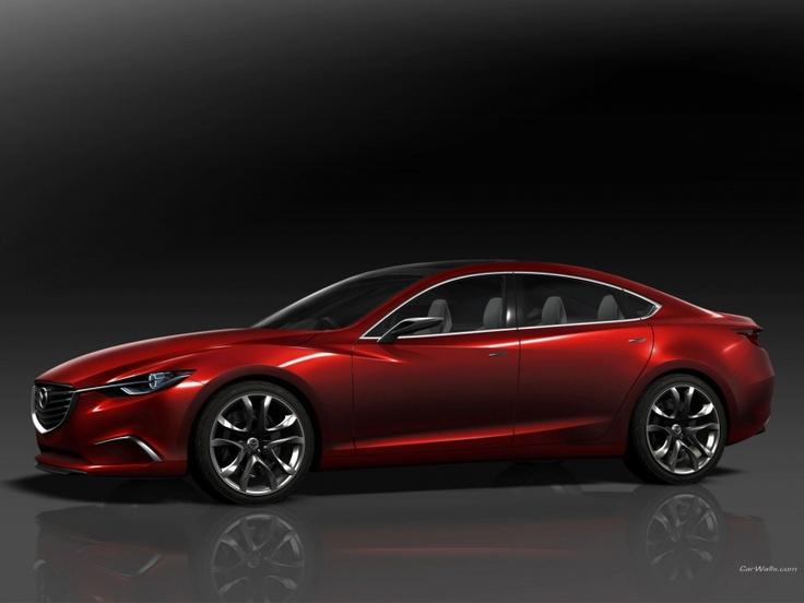 Mazda 6 from 2012