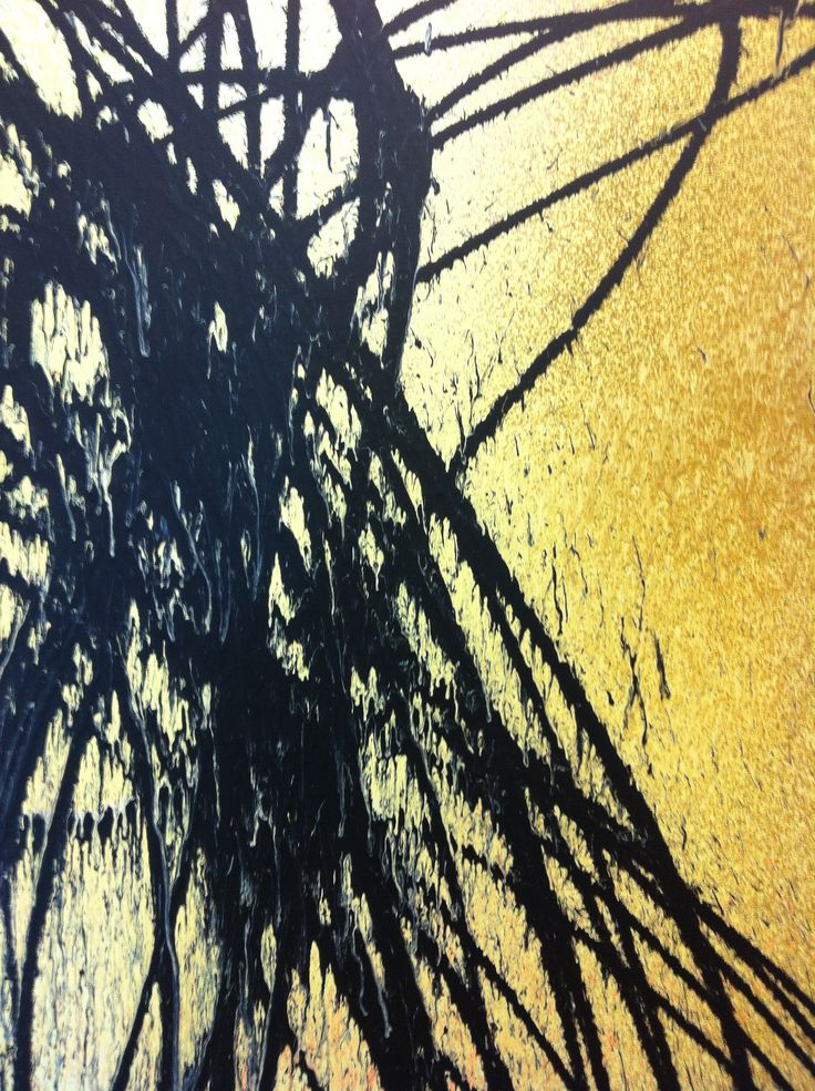 Hans Hartung, Musée Picasso, Antibes