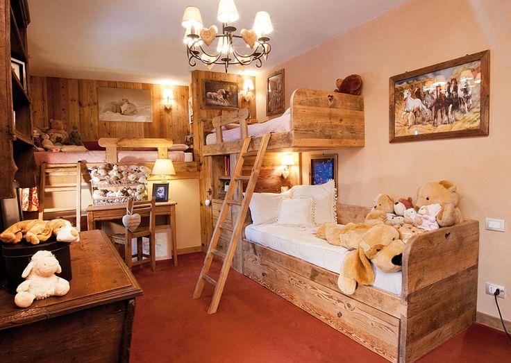 caracter sestriere - baby bedroom