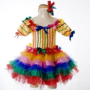 vestido de festa junina                                                       …