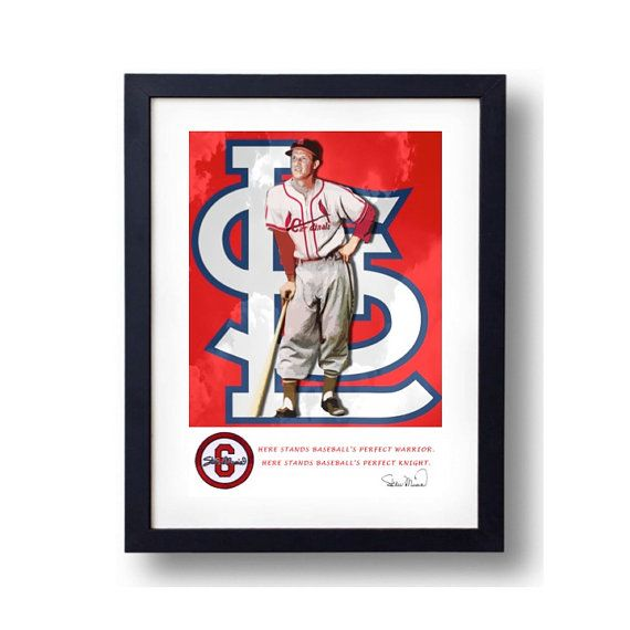 St Louis Cardinals Man Cave Ideas : Best images about stan the man musial on pinterest