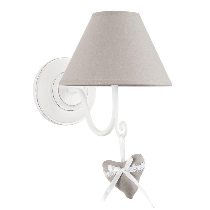 Alize ronde wandlamp