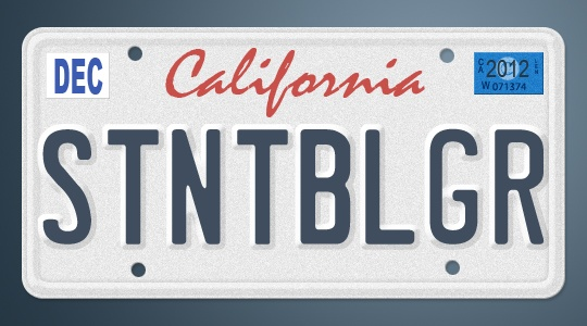License plate template car interior design - Interior design license california ...