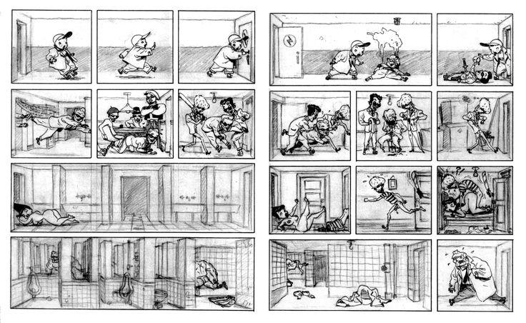 Patrick McEown- No escape (Fantagraphics Books)