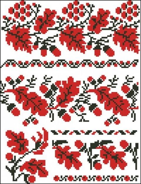 Свадебные полотенца | Вышивка крестом-wedding towel .russian embroidery