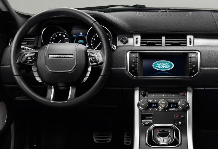 2016 Range Rover Evoque facelift gets subtle updates Image #313372
