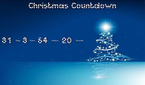 BlackBerryOS.com - Free Christmas Countdown App For BlackBerry PlayBook