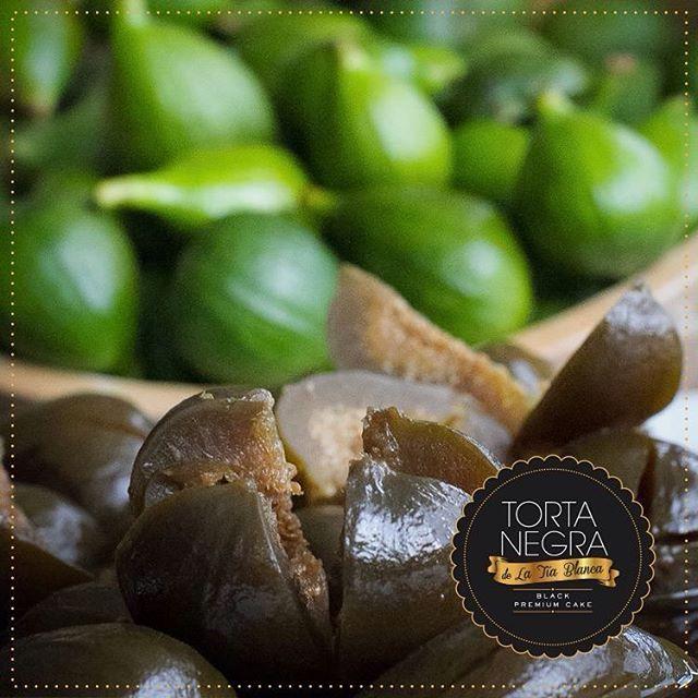 A mi #TortaNegra sólo le pongo los mejores ingredientes, los más frescos y los más ricos ¡por eso es única! #SoyLaTíaBlanca la de la #TortaNegra