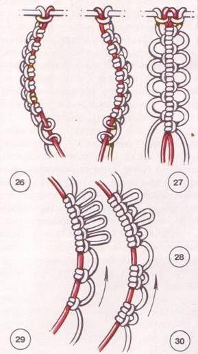 Macrame chain