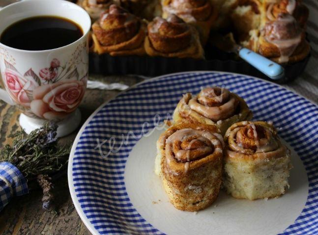 Tarçın sevenler için dayanılmaz bir lezzet, işte Tarçınlı Rulo tarifi...