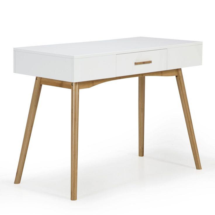 17 meilleures id es propos de console avec tiroir sur for Table console avec tiroir