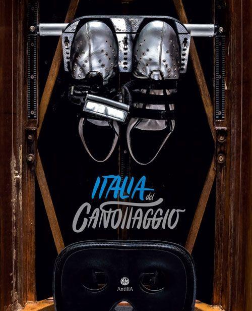 """Il Viaggiatore Magazine - Copertina """"L'Italia del canottaggio"""""""