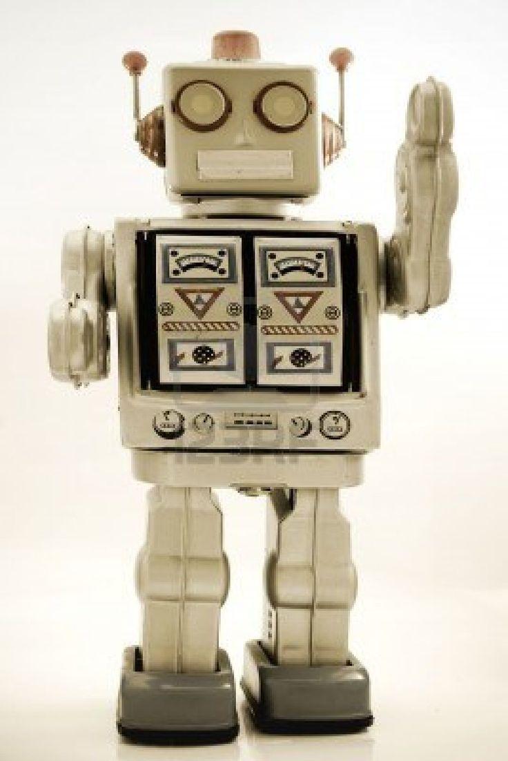 Vintage Toy Robots : Best images about retro funky robots on pinterest