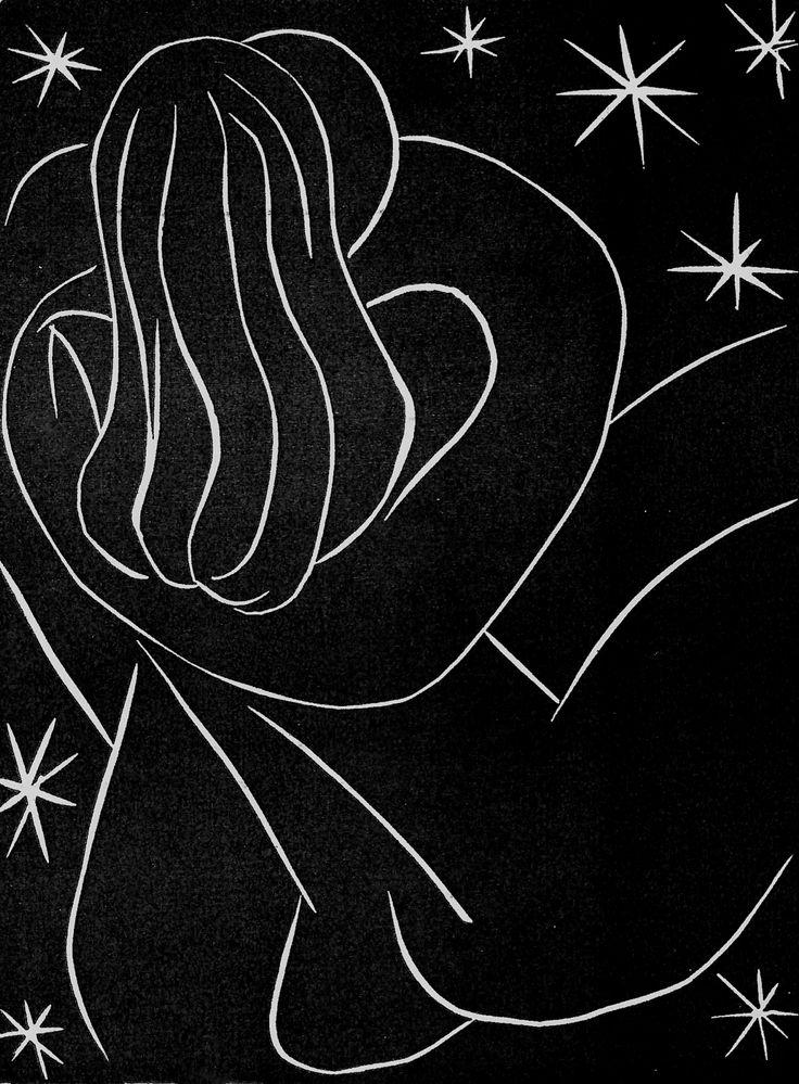 Henri Matisse ┃ Emportès Jusqu' Aux, 1944