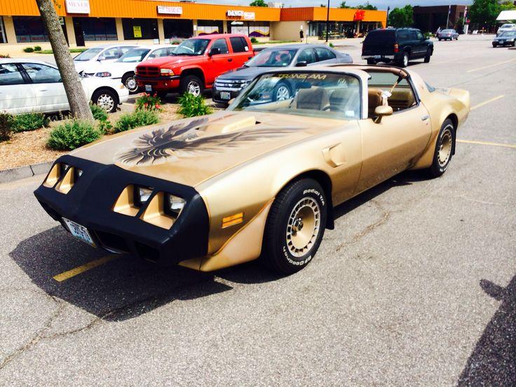 '79 Pontiac Trans-Am T-top. Bandit mobile hahaha.