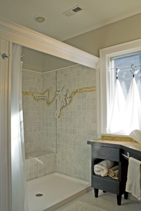 What makes for a comfortable shower size? Find out here.