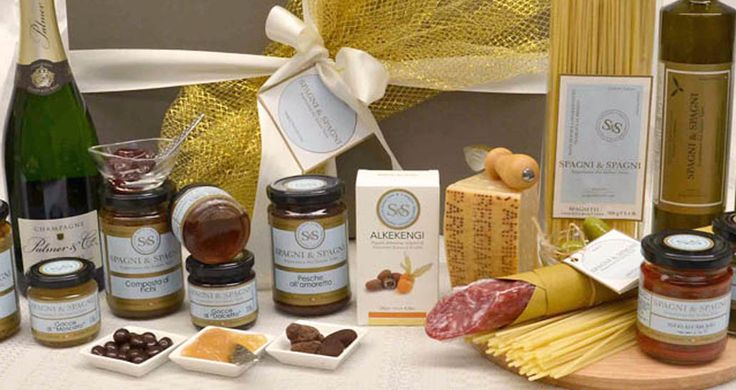 Gourmet Food Gift a combine of #tastes and #flavors https://goo.gl/W97AH8 find out more on our webiste SpagniTheGift.com