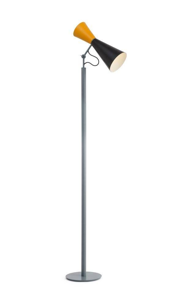 Напольный светильник от дизайнера Ле Корбюзье для итальянской фабрики Nemo
