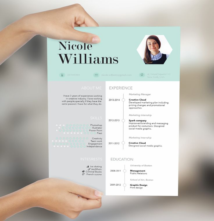 1000  images about creative resume by cvdesign on pinterest
