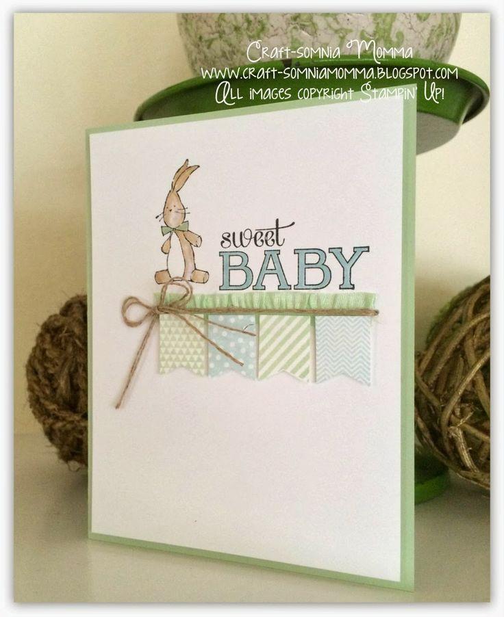 Craft-somnia Momma: Sweet {Subtle} Baby