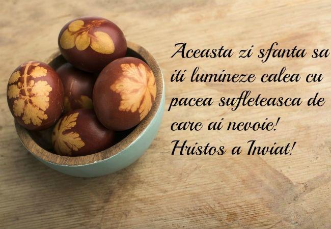 Urari de Paste: Hristos a Inviat! /Cele mai frumoase Imagini si Mesaje de Paste.