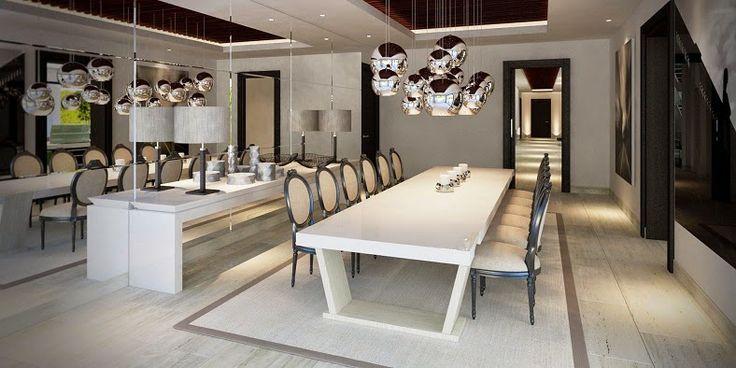 interior-casa-de-lujo Casas Pinterest Andalucia spain - hotel appartements luxuriose einrichtung hard rock hotel las vegas