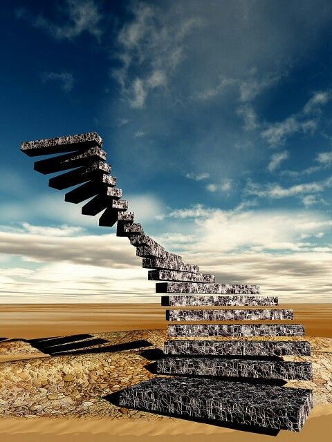 stairway to heaven .... easier way to heaven