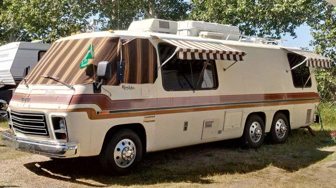 1978 Royale In Calgary Ab Gmc Motorhome Recreational Vehicles