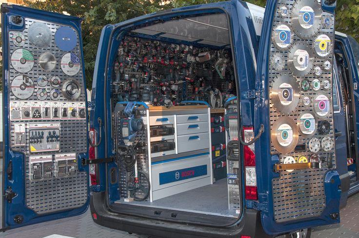 Para los profesionales, las mejores herramientas #Bosch
