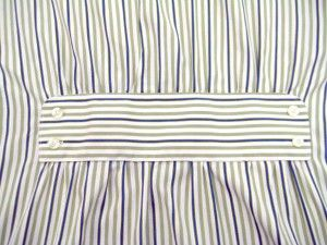 Mens Stripe Shirt Refashion - at bottom of website for tutorial