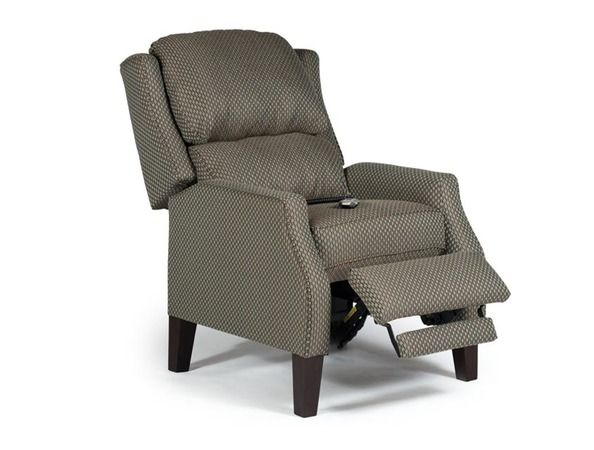 Guy - This handsome recliner is crafted with quality and designed with good taste. Made in North America, you can know with ease that this recline...
