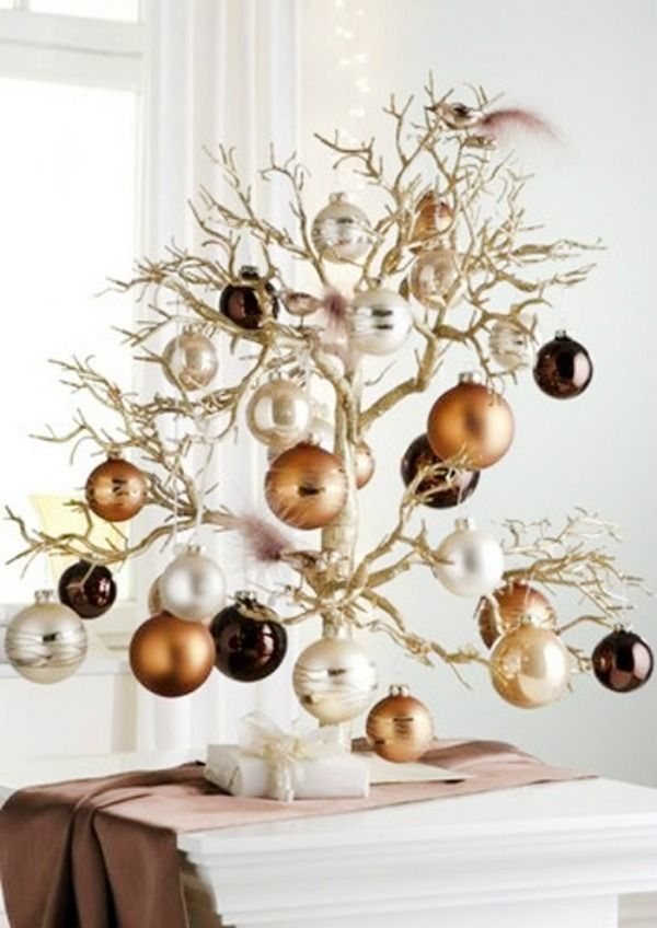 10 geniale Christbaum-Alternativen, die man gesehe…