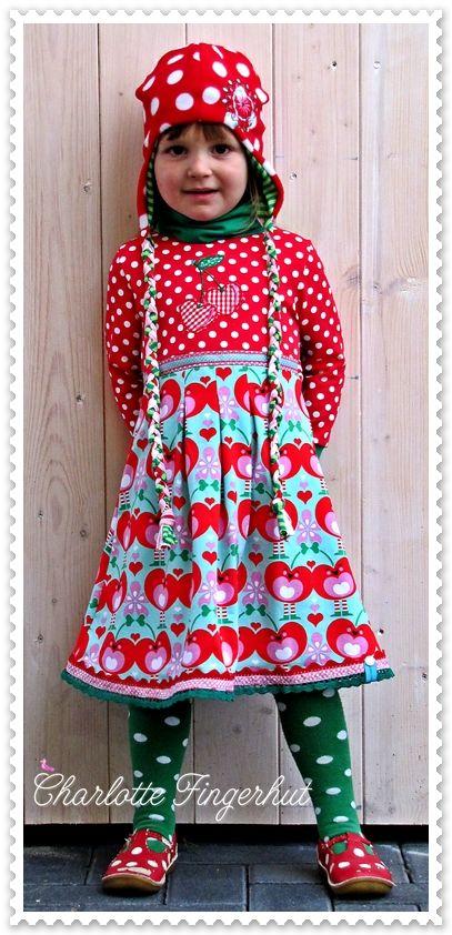 Herbstkleid Lillesol&Pelle Nr. 39