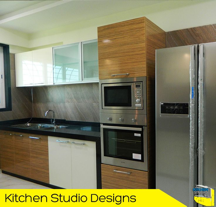 Cabinet finishes are a great way to personalize your #kitchen and showcase your own distinctive style. #KitchenStudio #kitchencabinets #modularkitchen