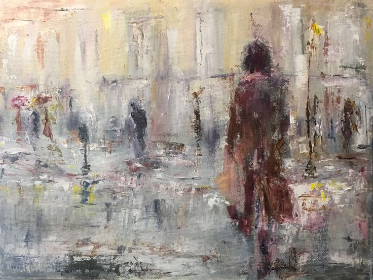 A personal favourite from my Etsy shop https://www.etsy.com/listing/520252061/painting-on-canvas-city-landscape-oil