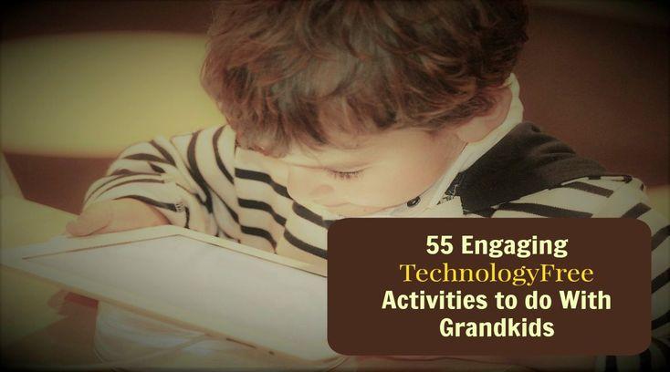 Gung Ho Grandma... go to gunghograndma.com for great ideas for grandmas!