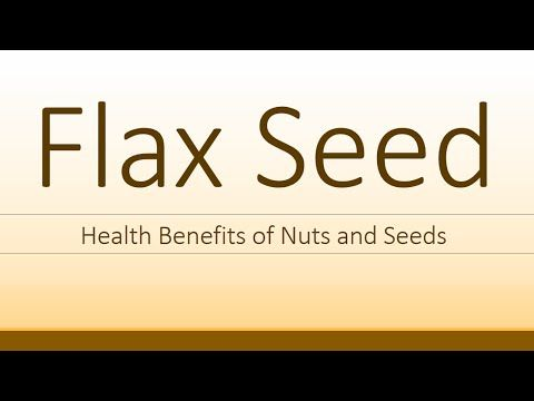 Flax Seed Health Benefits - Super Seeds and Nuts - Health Benefits of Flax Seeds - http://omega3healthbenefits.com/flaxseed-oil-health-benefits/flax-seed-health-benefits-super-seeds-and-nuts-health-benefits-of-flax-seeds/