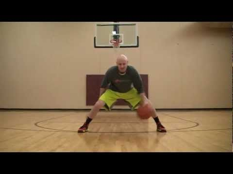 Kyrie Irving Dribble Drills Workout