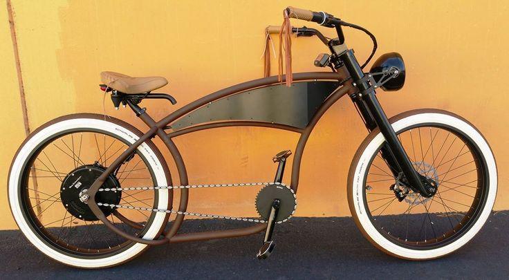 BASMAN by Hi-Power Cycles! #basman #basmanframe #project346 #P346 #ruffcycles