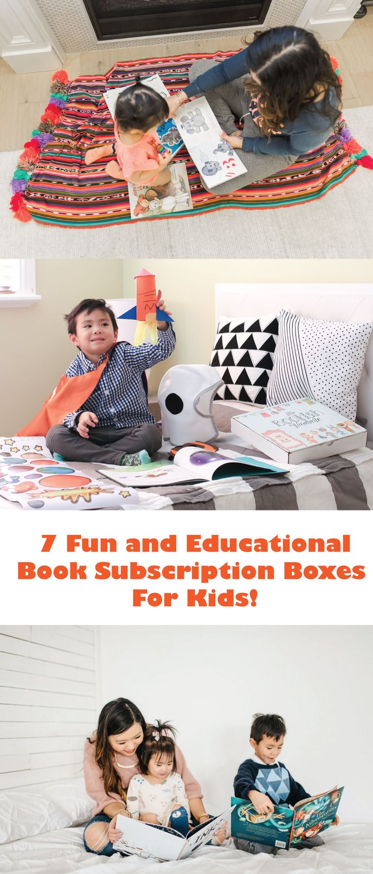 Mamas and Minis Collective – Kid's Book Subscription Box Guide!