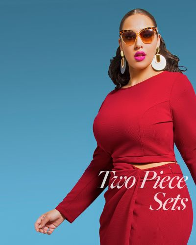 Real talk: it's not always easy finding chic plus-size clothing IRL. Way too often, the options in malls are frumpy, cheaply made or look like they came straight out of .