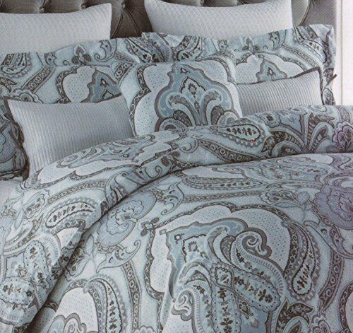 Nicole Miller Paisley Bedding King