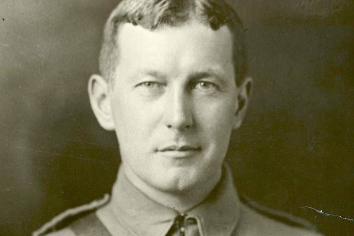 While some think he's from Montreal, others think he's a Brit, the story of soldier, doctor and poet John McCrae traces back to Guelph, Ontario.