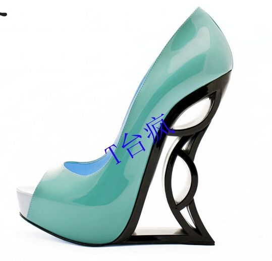 >>>Cheap Price Guarantee2015 New Fashion Shoes Woman Unique Style Strange High Heels Genuine Leather Female Shoes Open Toe Women Pumps Sapatos Femininos2015 New Fashion Shoes Woman Unique Style Strange High Heels Genuine Leather Female Shoes Open Toe Women Pumps Sapatos FemininosDear friend this is ...Cleck Hot Deals >>> http://id179568304.cloudns.ditchyourip.com/32263464499.html images