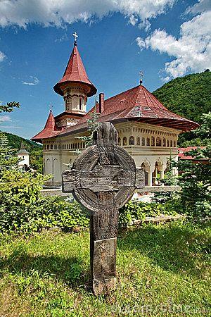 Monastery of Ramet, Romania