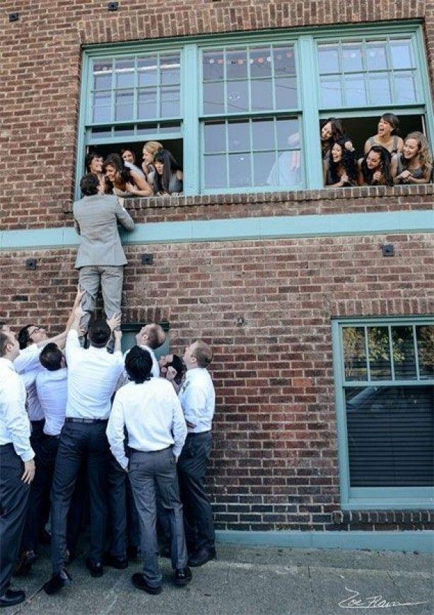Photo of the Week winner, bruiloft groepsfoto.