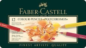 Znalezione obrazy dla zapytania faber castell kredki